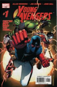 Young-Avengers-1-197x300 Two More Reasons to Invest in Young Avengers #1