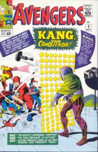 Avengers-8-194x300 Collectors Banking on Kang and Eternity for Avengers 4