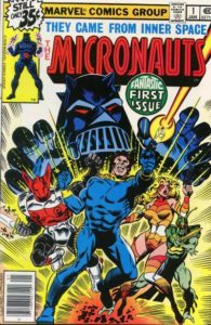 GoCollect-Micronauts-1-195x300 1979 Marvel Micronauts #1 - Undervalued Bronze Key