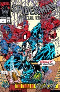 Spider-Man-Special-Edition-Trial-of-Venom-196x300 Profitable Spider-Man Promo Comics