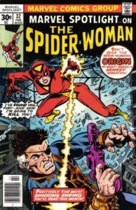 Marvel-Spotlight-32-194x300 Sony's Spider-Woman Movie Spurs the Market for Marvel Spotlight #32