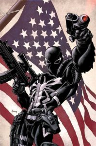Agent-Venom-art-198x300 The Agent Venom Second Print