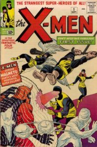 X-Men-1-silver-age-198x300 What's a Jack Kirby Autograph Worth?