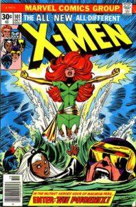 X-Men-101-198x300 '70s X: Five Best-Selling Bronze Age X-Men Comics