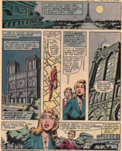 HulkVQ1_p1-242x300 Notre Dame Cathedral in Paris: Comics featuring the Cathedral and the Hunchback Quasimodo