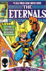 Eternals-1-1985-194x300 Marvel's SDCC Impact on the Eternals' Key Issues