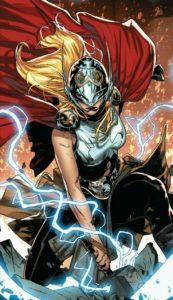 Lady-Thor-art-173x300 Dawn of the Thunder Goddess