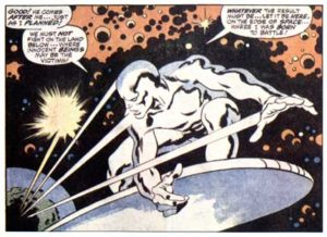 buscema_j_silversurfer1969-300x218 Five All-Time Best Silver Surfer Covers