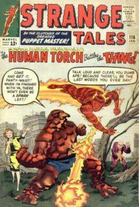 Strange-Tales-116-202x300 Dream Come True: Affordable Nightmare Comics