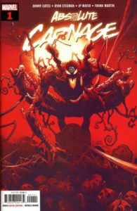 Absolute-Carnage-1-195x300 The Hot List: ASM #361 and Venom #3