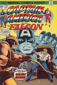 Captain-America-179-203x300 The Many Faces of Clint Barton