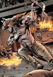 Red-Wolf-art-208x300 Pure Speculation: An MCU Red Wolf?