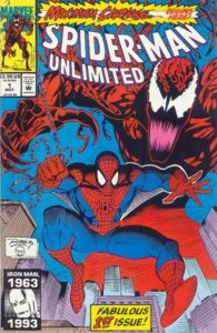 Spider-Man-Unlimited-1-195x300 Five Surging Modern Age Comics