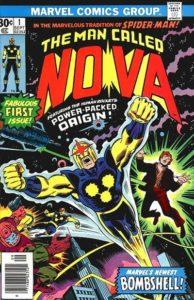 nova-1-194x300 The Human Rocket: Nova Issues to Buy Now
