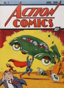 736145_action-comics-1-219x300 Golden Age Superman #53 Comic for Sale at Heritage