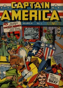 Captain-America-Comics-1-217x300 2019's Top Sellers (So Far): the Golden Age