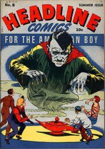 Headline-8-211x300 Headline Comics #8 up for Auction