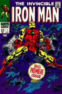 Iron-Man-1-199x300 Best of 2019 (So Far): Silver Age Best Sellers