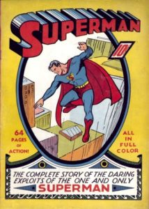 Superman-1-214x300 2019's Top Sellers (So Far): the Golden Age