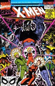 X-Men-Annual-14-192x300 Five Surging Modern Age Comics