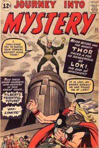 loki-201x300 Disney+ Marvel Character: First Issue Survey