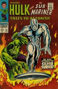 Tales-to-Astonish-93-197x300 More Silver Surfer Speculation