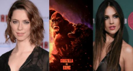 rebecca-hall-eiza-gonzalez-cast-godzilla-vs-kong-4-300x160 Monster Mania: Godzilla #1