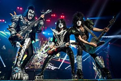 300px-Kiss-live-at-allphones-arena-070 Comic Book Novelty: KISS of Blood