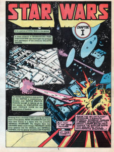 Star-Wars-1-page-one-226x300 A New Hope for Star Wars #1 Values?