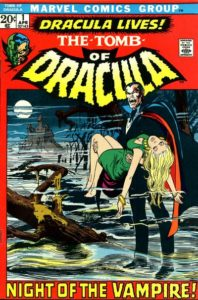 Tomb-of-Dracula-1-198x300 Speculation Game: Marvel Spotlight #2 and Tomb of Dracula #1