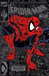652626_spider-man-1-platinum-edition-193x300 Top Ten Popular Modern-Bronze Age Comics
