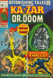 Astonishing-Tales-6-204x300 Black Panther 2 Villain Rumor Round Up