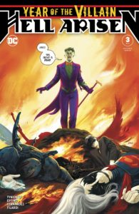 Hell-Arisen-3-195x300 The Next Hot Comic: Legion of Super-Heroes #6