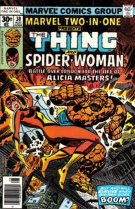 Marvel-Two-in-One-30-194x300 Sony's Spider-Woman Movie Spurs the Market for Marvel Spotlight #32