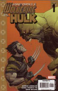 UltimateWolvHulk-193x300 It Is Inevitable: Hulk vs. Wolverine