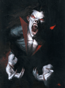 250px-Morbius_The_Living_Vampire_Vol_2_1-223x300 Bear at the Door: Amazing Spider-Man #101