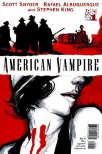 American-Vampire-199x300 Stephen King in Comics