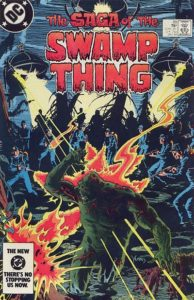 Saga-of-Swamp-Thing-20-194x300 Collecting 101: Collecting the Complete Runs