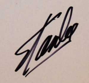 Stan-Lee-autograph-300x281 The Value of the Stan Lee Signature