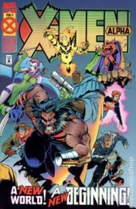 X-Men-Alpha-gold-edition-195x300 Post-Apocalyptic Comics: Quarantined Entertainment