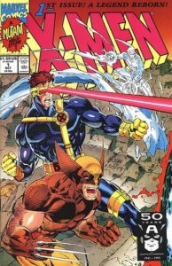 703524_x-men-1-wolverine-and-cyclops-variant-194x300 There's Always Money in the Newsstand - Collecting the Boom