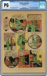 """All-Star-Comics-8-page-27-184x300 Would You Buy a Single Page from Your """"Holy Grail?"""""""