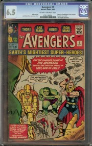 Avengers1 State of the Comic Book Union #2:  Buy or Sell
