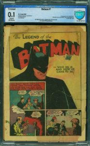 """Batman-1-page-1-186x300 Would You Buy a Single Page from Your """"Holy Grail?"""""""