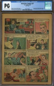 """Detective-Comics-27-single-page-189x300 Would You Buy a Single Page from Your """"Holy Grail?"""""""