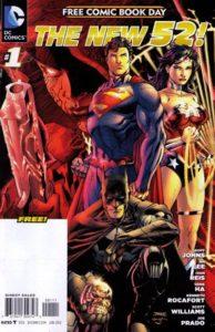 FCBD-1-194x300 Character Spotlight:  Simon Baz – the Green Lantern
