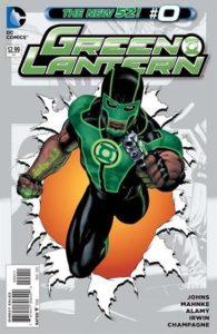 Green-Lantern-0-195x300 Character Spotlight:  Simon Baz – the Green Lantern