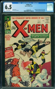 Xmen1 State of the Comic Book Union #2:  Buy or Sell