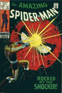 asm72-202x300 Silver Age Best Sellers: Marvel's Rise to Dominance