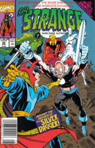 Doctor-Strange-Sorcerer-Supreme-32-192x300 The Secret Warriors' First Appearances